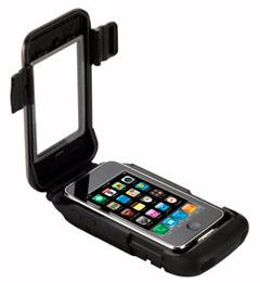 Magellan представляет Toughcase — водонепроницаемый чехол для iPhone с модулем GPS